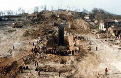 汉楚王墓群
