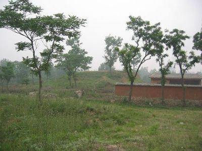 楚王山古墓葬群