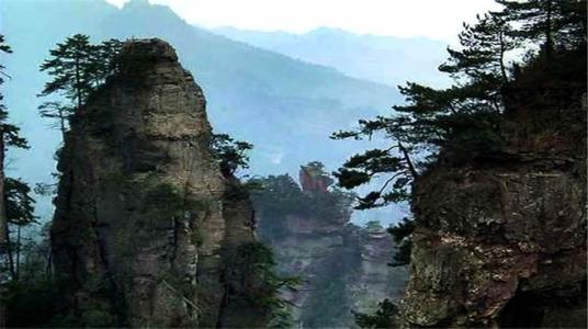 武陵岩日出