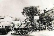 长乐村战斗纪念碑